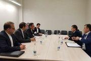 مشاور امنیت ملی رئیسجمهور تاجیکستان با شمخانی دیدار کرد