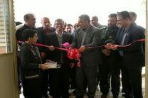 افتتاح سالن ورزشی تنیس روی میز شهرستان املش