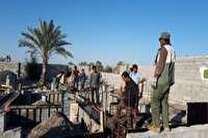 آغازساخت یک واحد مسکونی مددجویی در هشتبندی