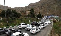 آخرین وضعیت جوی و ترافیکی جاده ها در 12 مهر