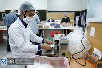تولید ماسک توسط گروه های مردمی