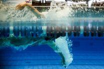 تیم ملی شنا راهی عشقآباد شد