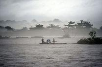 تلفات باران های موسمی در جنوب آسیا به 152 نفر رسید