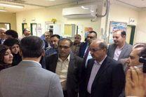 بازدید هیات عراقی از زیرساخت های پزشکی منطقه آزاد اروند