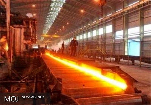 رشد ۱۱٫۳ درصدی تولید فولاد خام در ماه گذشته میلادی