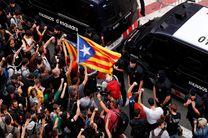 از عذرخواهی اسپانیا به خاطر توسل به خشونت تا تهدید به لغو خودمختاری