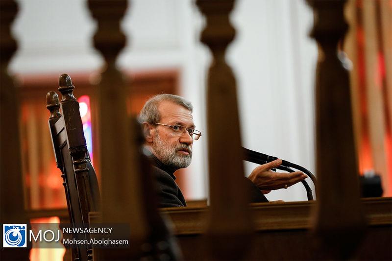 پیام تبریک علی لاریجانی به مناسبت سالروز تاسیس سپاه پاسداران