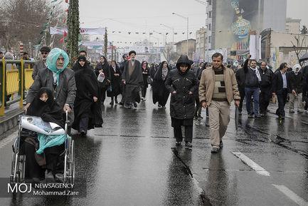 جشن چهلمین سال انقلاب در تهران (۲)