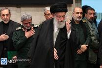 بزرگداشت شهید سردار قاسم سلیمانی با حضور مقام معظم رهبری