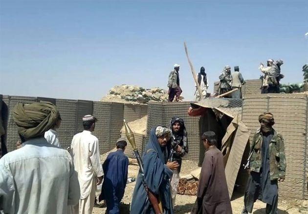سقوط 4 پاسگاه نیروهای امنیتی در نتیجه حمله گروهی طالبان در شمال افغانستان