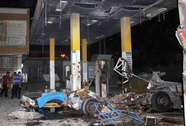پرونده انفجار جایگاه گاز CNG اهواز  به دادسرا رفت