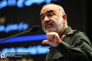سپاه تا ریشه کن شدن رژیم صهیونیستی در کنار ملت فلسطین خواهد ایستاد