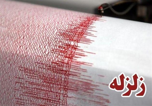 زلزلهی سرگز احمدی هیچ گونه خسارتی نداشت