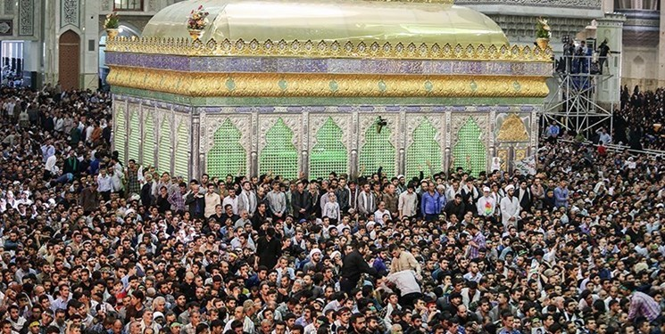 آغاز مراسم سالگرد ارتحال امام خمینی (ره)