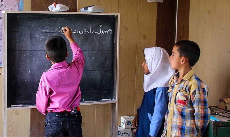 افزایش سطح علمی دانش آموزان محروم مازندرانی با حمایت بنیاد علوی