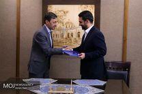 امضای تفاهم نامه همکاری بین وزارت ارتباطات و کمیته امداد امام خمینی (ره)