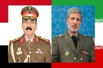 سفر وزیر دفاع عراق به ایران