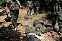 هلاکت ۲۶ تروریست در حمله به مواضع ارتش سوریه