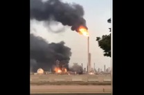 جزئیات انفجار در شرکت نفتی آرامکوی عربستان