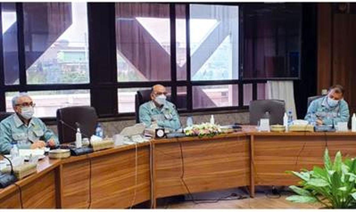روابط عمومی شرکتهای وابسته به فولاد مبارکه باید در سیاست های اطلاع رسانی با این شرکت هماهنگ باشند