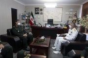 فضای همکاری بین نیروی دریایی ارتش و سپاه فضایی محکم و اثربخش است