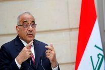 مکالمه تلفنی ترامپ با نخست وزیر پیشین عراق پیش از ترور سردار سلیمانی