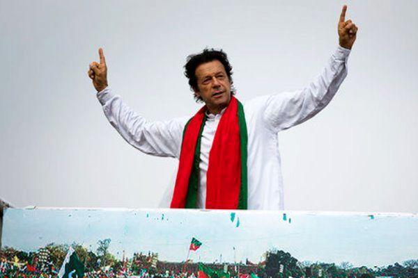 عمران خان پیروز انتخابات پاکستان شد