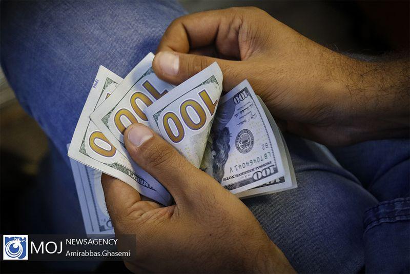 جدول قیمت ارز در بازار آزاد اردیبهشت ۹۹