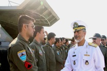 دریادار سیاری از مجتمع تحقیقاتی شهدای جهاد دانشگاهی بازدید کرد