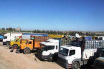 50 درصد صادرات کالا به عراق از مرز پرویزخان و خسروی انجام میشود