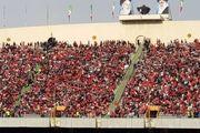 حواشی بازی پرسپولیس و سپاهان در ورزشگاه آزادی
