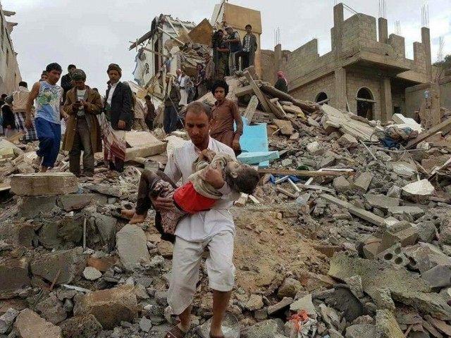 کشته شدن بیش از 6800 غیرنظامی از زمان حمله عربستان به یمن