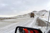 55 اکیپ راهداری آماده خدمترسانی به کاربران جادهای در زمستان