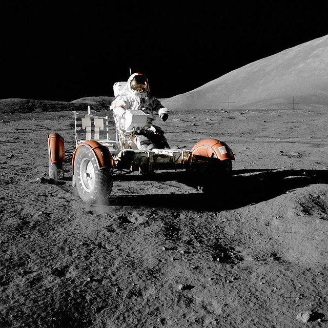 ناسا پس از 45 سال به ماه برمیگردد