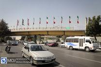 وضعیت ترافیکی بزرگراه های تهران در ۱۵ دی ماه اعلام شد