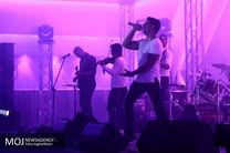 برگزاری کنسرت فرزاد فرزین در ارومیه