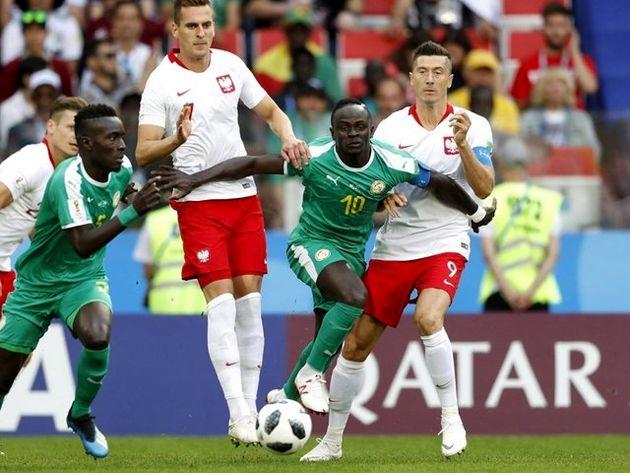 نتیجه بازی لهستان و سنگال در جام جهانی