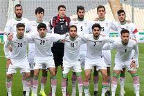ساعت بازی تیم ملی امید ایران و کره شمالی مشخص شد