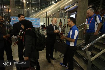 روز هفتم مسابقات بازیهای کشورهای اسلامی
