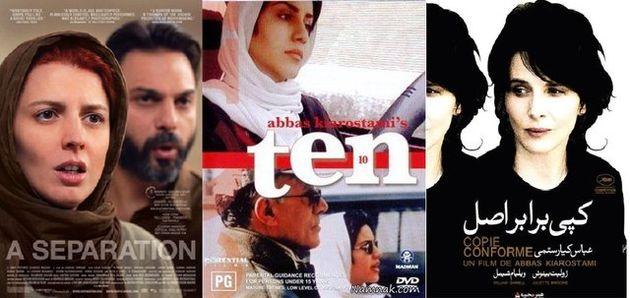 آثار فرهادی و کیارستمی در بین ۱۰۰ فیلم برتر قرن ۲۱