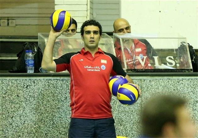 تندروان هدایت تیم والیبال العربی قطر را برعهده گرفت