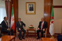 دیدار وزیر ارشاد با نخستوزیر الجزایر