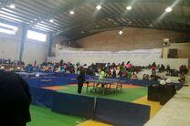 برگزاری مسابقات تنیس روی میز تور ایرانی بانوان به میزبانی کرمانشاه
