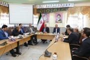 جلسه بررسی مشکلات واحدهای شهرک صنعتی ماسال برگزار شد