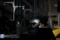 سایه کرونا بر سر پایتخت