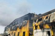 ضرورت شفاف سازی میزان خسارت آتش سوزی کارخانه کاله عراق
