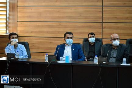 افتتاح و بهره برداری از اولین مرکز نوآوری و خانه خلاق در مجلس