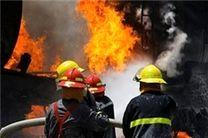 10 هکتار از جنگلها و مراتع «کوه پهن» گچساران در آتش سوخت
