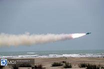 شلیک انواع موشکهای کروز دریایی در رزمایش اقتدار دریایی ۹۹ ارتش