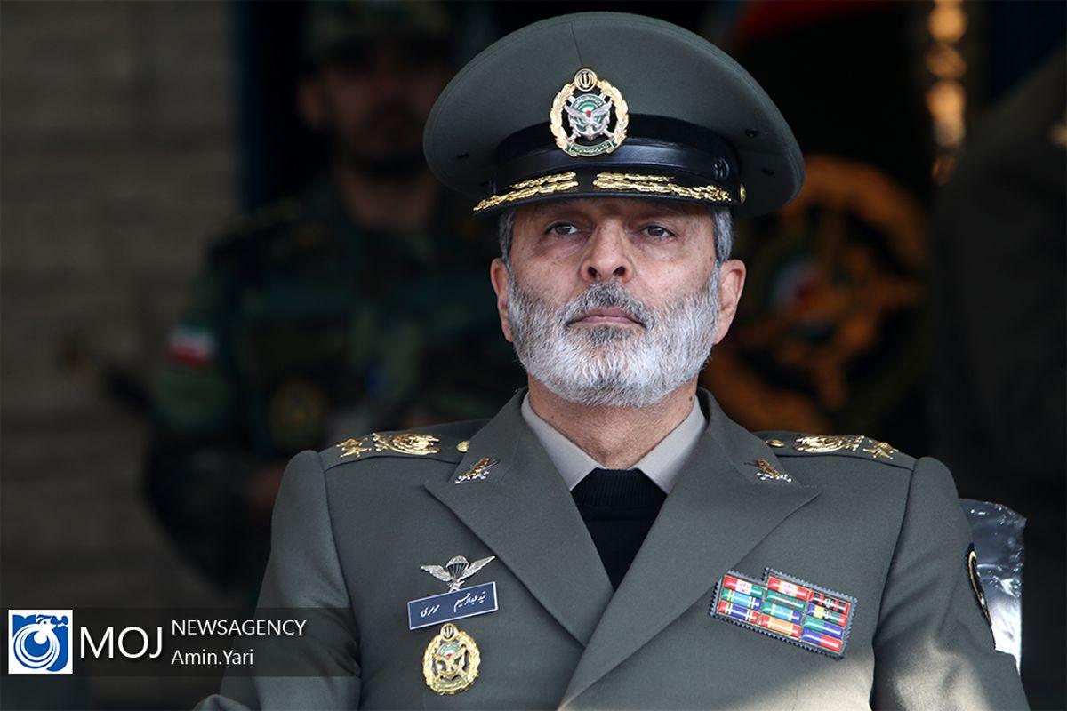 نیروی زمینی ارتش از مهم ترین محورهای ضد کواد در کشور است